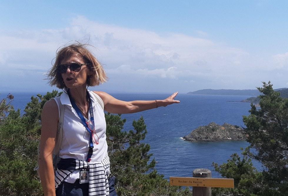 Charlotte Grégoire de Bollemont - Esprit parc national Port-Cros
