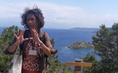 Sandrine Masachs, guide conférencière