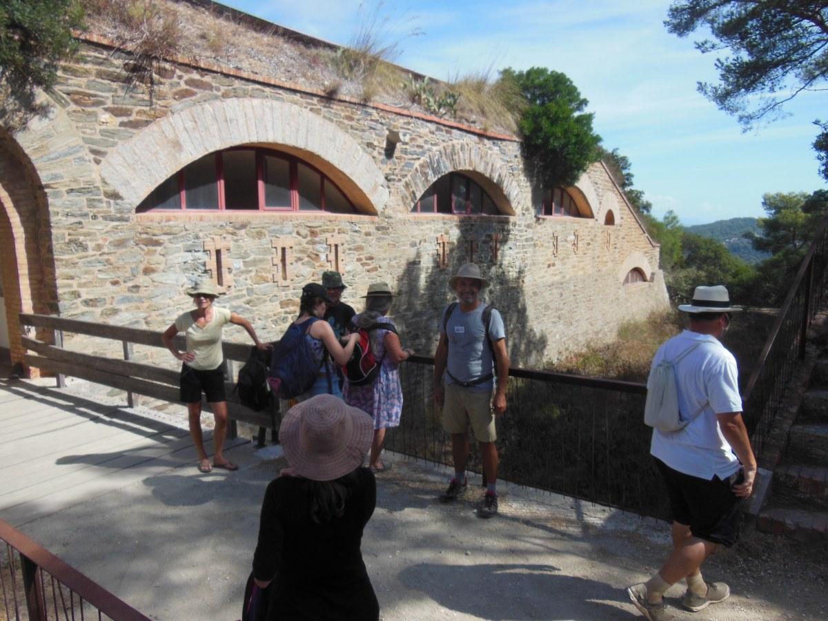 L'association Explore et Préserve en mission sensibilisation à Port-Cros