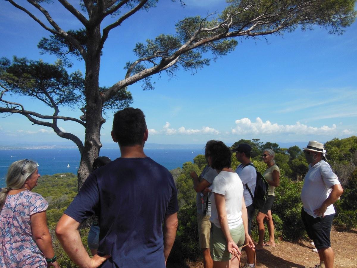 Explore et préserve : une initiatve soutenue par Esprit Parc national Port-Cros