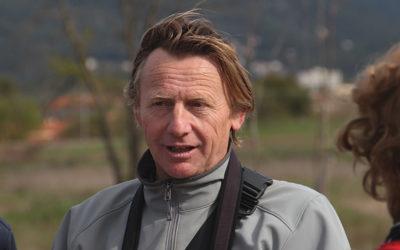 Vincent Blondel, guide naturaliste