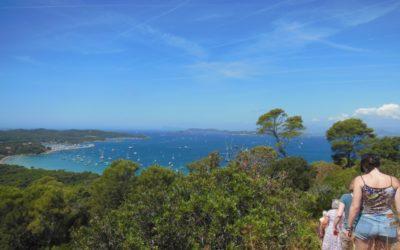 Ma visite guidée au fort de la Repentance, sur l'île de Porquerolles