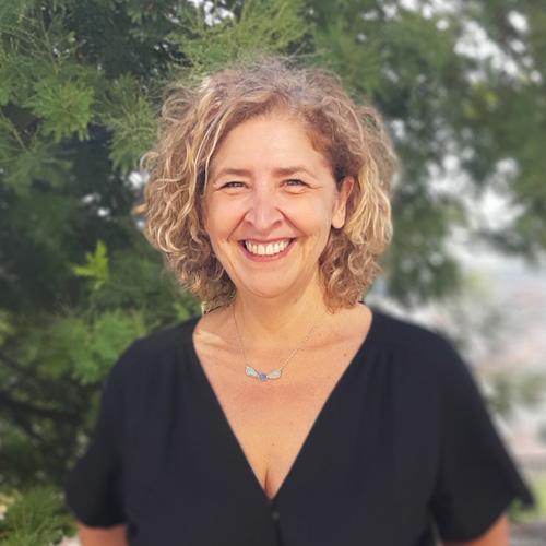Christine Graillet, Responsable du service Accueil, communication, tourisme et écocitoyenneté du Parc national de Port-Cros