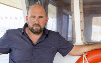 Stéphane Cailler, Capitaine du Brigantin