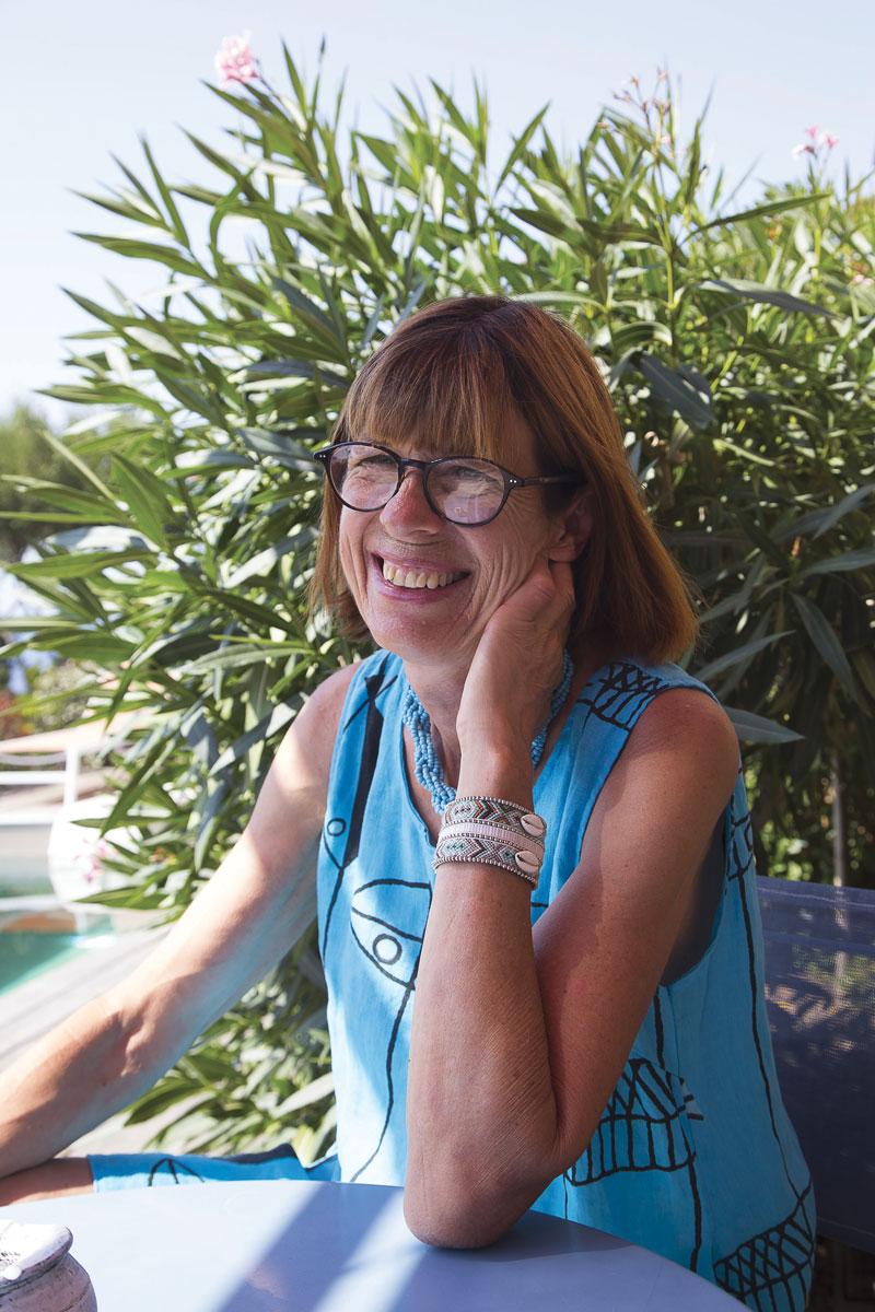 Brigitte Chevallier - Esprit parc national Port-cros