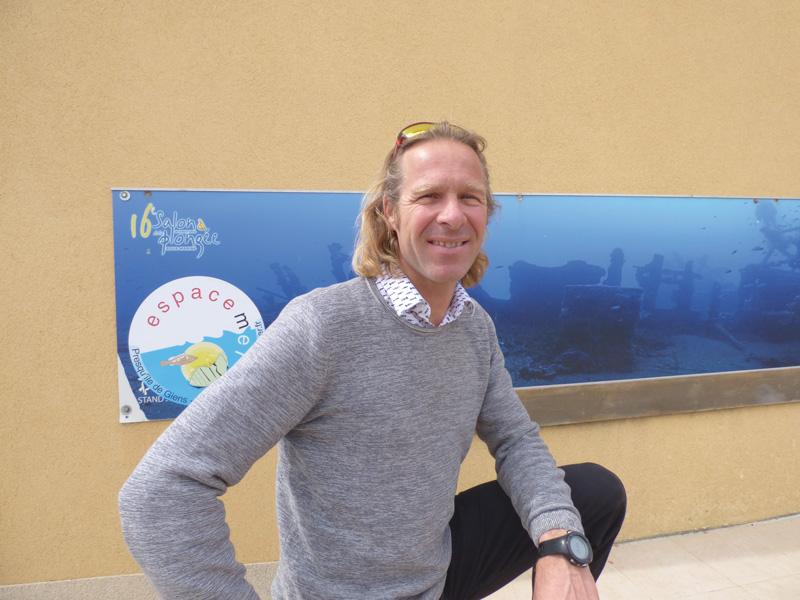 Fred Simion - Esprit parc national Port-Cros