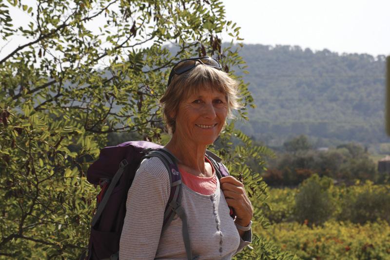 Mireille Perolini - Esprit parc national Port-Cros