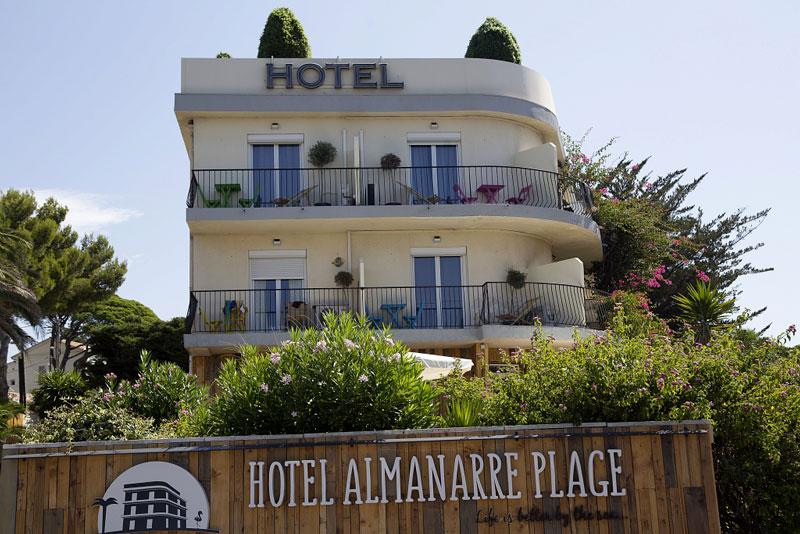 Natalie Artayet Hôtel Almanarre- Esprit parc national Port-Cros - 2