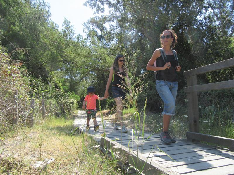 Sandrine Masachs - Esprit parc national Port-Cros