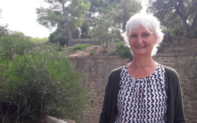 Agnès Aujard, Association de Sauvegarde des Forêts Varoises