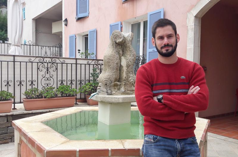 Maxime Dutilleul, Directeur de la Villa St Anne - certifié Esprit Parc national Port-Cros -2